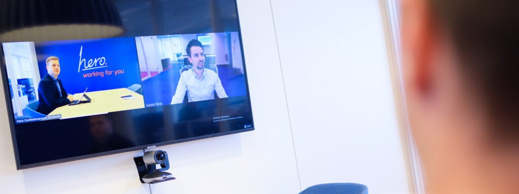 Voorbereiden op online vergaderen